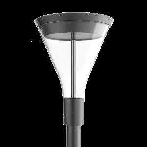 Парковый светодиодный светильник ЛУНА
